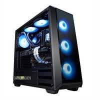 I7 8700/GTX1060 отдельно Aas рабочего DIY игровой автомат 120 GB Материнская плата 8G Оперативная память DDR4 чехол для ноутбука Настольные игры сборки маш