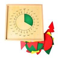 BOHSไม้กลมต้นคริสต์มาสคณิตศาสตร์