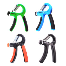 Hand wrist strengthening exercises Plastic Anti-skidding Spring Durable hand grip