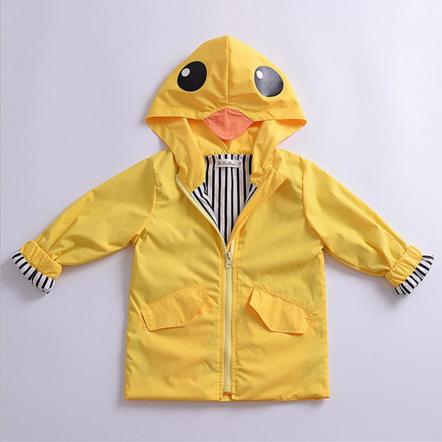 Children Baby Coat Outwear Autumn Spring Cute Infant Girl Jacket ...