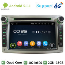 Quad Core 7″ 1024*600 2Din Android 5.1.1 Car DVD Video Player Radio Stereo DAB+ 3G/4G WIFI GPS Map For Legacy Outback 2009-2012