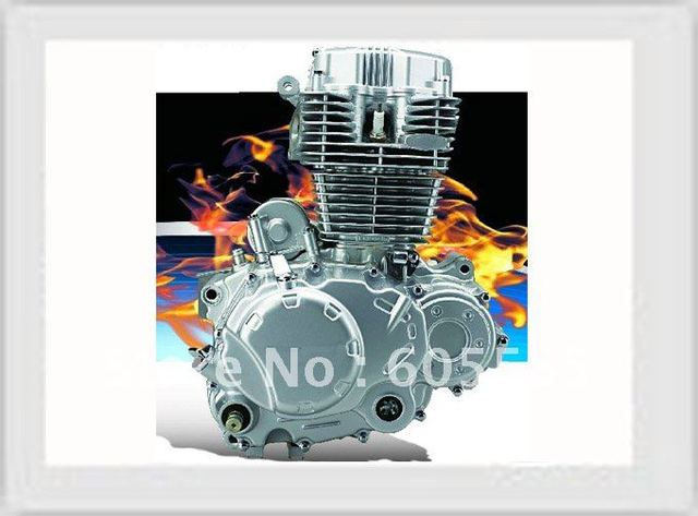 Motorcycle engine, 300CC, OHV, NT250 with balance