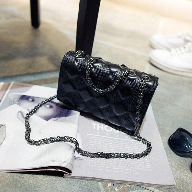 f11246cd9785 AITESEN Women Diamond Lattice Messenger Bags Handbags Women Famous Brands  Bolsas Feminina De Carteras Mujer De Hombro Louis Bags-in Shoulder Bags  from ...