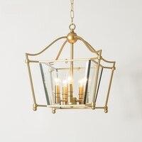 Скандинавские светодио дный светодиодные золотые стеклянные подвесные лампы спальня гостиная освещение декоративные подвесные светильни