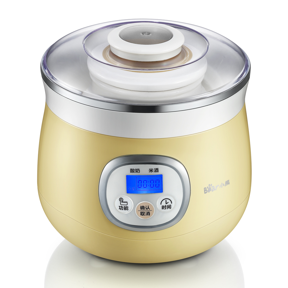 все цены на X58 Household automatic Yogurt Maker frozen yogurt machine Sealed ceramic liner Natto/Rice Wine maker thermostatic ferment
