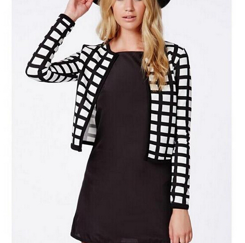 Popular Cropped Blazer Jacket-Buy Cheap Cropped Blazer Jacket lots ...
