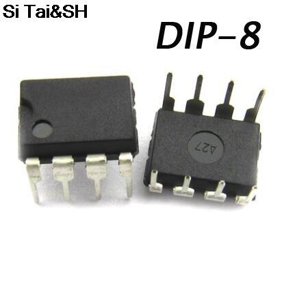 5PCS PIC12F675-I/P PIC12F675 DIP8 MCU mikrocontroller
