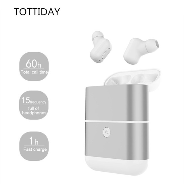 IPX5 Waterproof Bluetooth Headset X2 TWS Earphones with Separate Charging Box Mini Wireless Stereo Microphone For IPHONE Xiaomi
