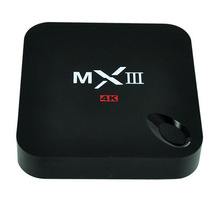 MXIII MX3 4K TV Box Quad Core Amlogic S812 Cortex A9 2GB/8GB Android 4.4 Wifi 4K 3D Supported Streaming Media Player стоимость