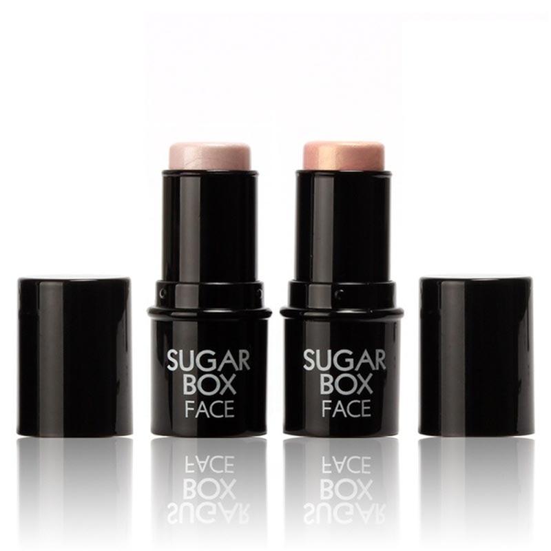 Makeup Rouge Blusher Belysa Blush Stick Cheek Markera Natural Look Silk Touch Shimmer