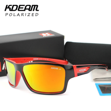 New Listed Polarized Sunglasses Kdeam Glasses Men Eyewear Steampunk Goggles With Brand Box lentes de sol hombre KD510