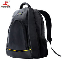 Tool Backpack Waterproof Work Bag Thicken Oxford Cloth 1680D Tool Bag Electrician With 7 Pockets(China)