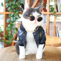 Pet Clothes Cat Clothing for Pets Princess Spring/Summer Fashion Pet Costume Cat Hoodie Christmas Clothes Costume 50MYF043