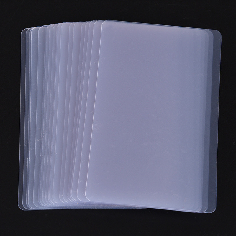 10pcs/lot Glued Screen Repair Tool Plastic Card Pry Opening Scraper For IPad Tablet For Samsung Mobile Phone(China)