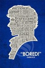 Sherlock Poster Wall Poster