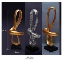antique bronze sculpture stainless steel ornaments contemporary table sculpture