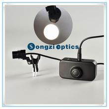 Хирургический головной светильник SZ-M06B Регулируемый зажим высокой яркости медицинский стоматологический налобный фонарь с круговой светильник