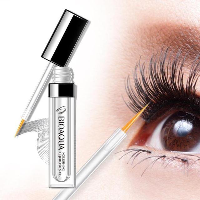 7ml Eyelash Growth Clear Liquid Thicken Curling Eyelash Moisturizer