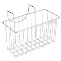 Adeeing Stainless Steel Kitchen Sponge Holder Sink Caddy Brush Towel Soap Drainer Rack for Kitchen Sink Drainer Basket|rack brush|rack holder|rack kitchen -
