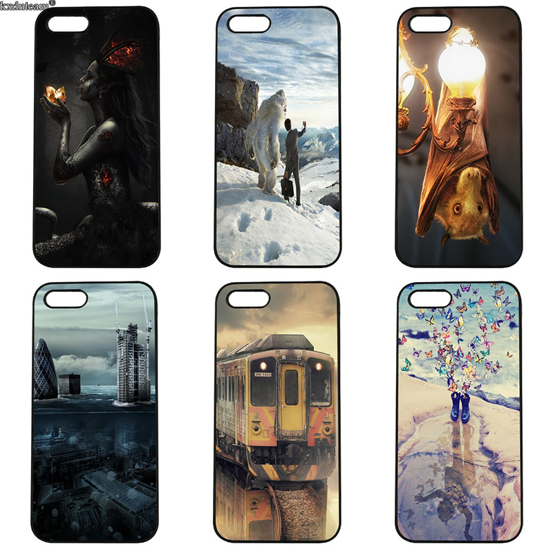 Hard PC Plastic Cover Fashion Originality Pattern Phone Cases for iphone 8 7 6 6S Plus X 5S 5C 5 SE 4 4S iPod Touch 4 5 6 Shell