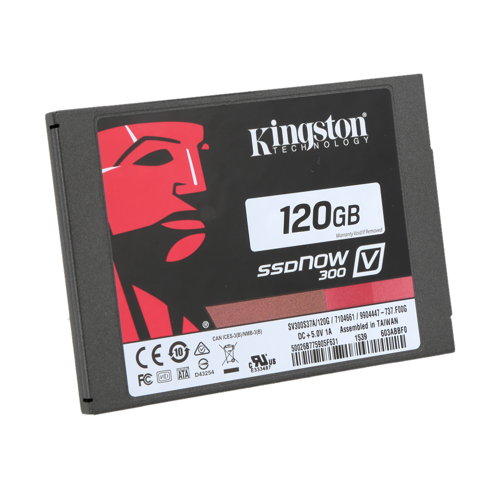 цена на Kingston Digital SSD SATA3 SSD 120GB Internal Solid State Drive SATA III 2.5 inch HDD Hard Disk For Notebook PC Flash Memory SSD