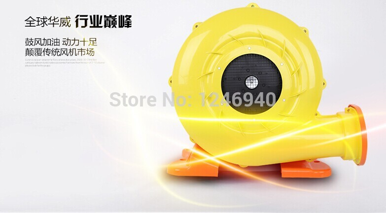 high quality Inflatable castle 750w CE blower inflatable font b bouncer b font blower electric blower