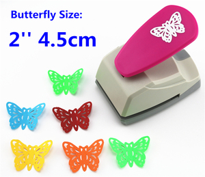 Image 3 - butterfly punch latest design super Save effort Shaper Craft Punch Scrapbooking Punches Paper Puncher DIY toolsS8563