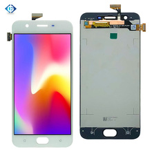 5.2 Full LCD Complete For OPPO A57 LCD Display Touch Screen Panel Sensor Complete for Oppo F3 Lite CPH1701 Screen Repair Parts