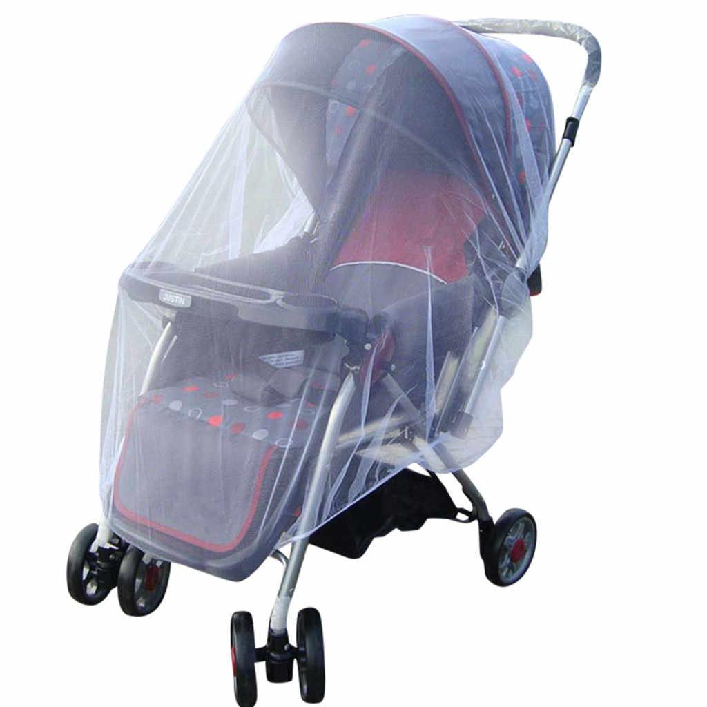 ทารกรถเข็นเด็กทารกรถเข็นเด็กรถเข็นเด็ก Pram ยุง Fly แมลงสุทธิตาข่าย Buggy สำหรับรถเข็นเด็กทารก