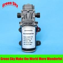 6L/Min 12V DC 80W return valve type micro diaphragm pump