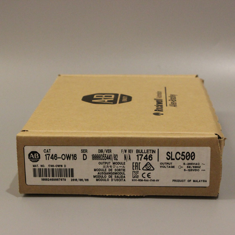 1746 OW16 1746OW16 PLC Controller New Have in stock