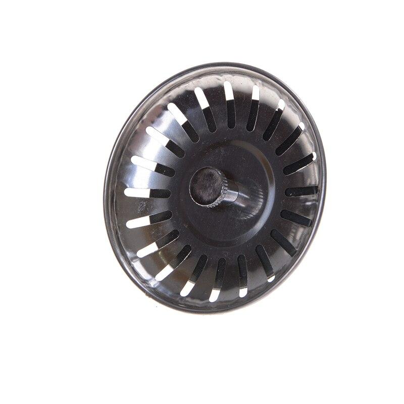 1Pcs Basket Washing Filter Stainless Steel Sink Filter Sieve Frying Cook Basket Sink Sewer Accessories Kitchen Bathroom Tools