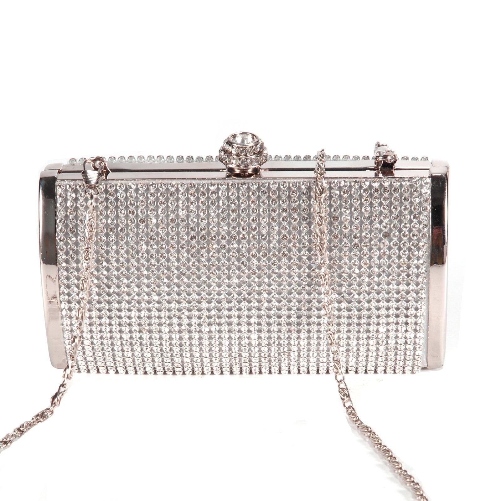 cc5625512e89 Texu/diamond cluthes длинные руки мешок со стразами вечерняя сумочка; BS010  цепь сумка для вечеринок и торжеств вечернее клатч Сумки купить на  AliExpress