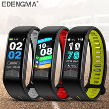 Fitness bracelet T02 ecg ppg Measuring blood pressure watch
