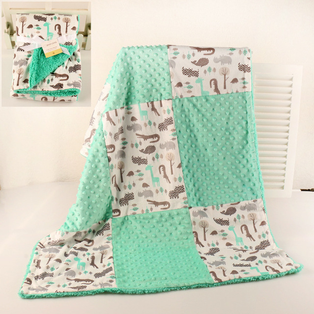 Nouveau Ne Bebe Literie Couverture Infantile Cobertor Bebe