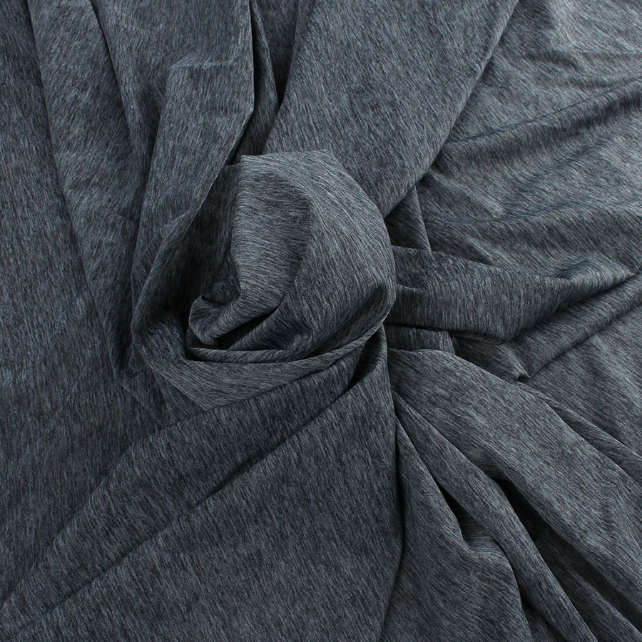 Floral Print Scuba Crepe estiramiento jersey Vestido de Tela Por Metro