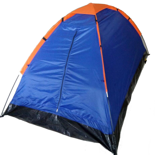2-3 Person ourdoor camping tent 2 person dome tent 200*120*95CM tent for outdoor