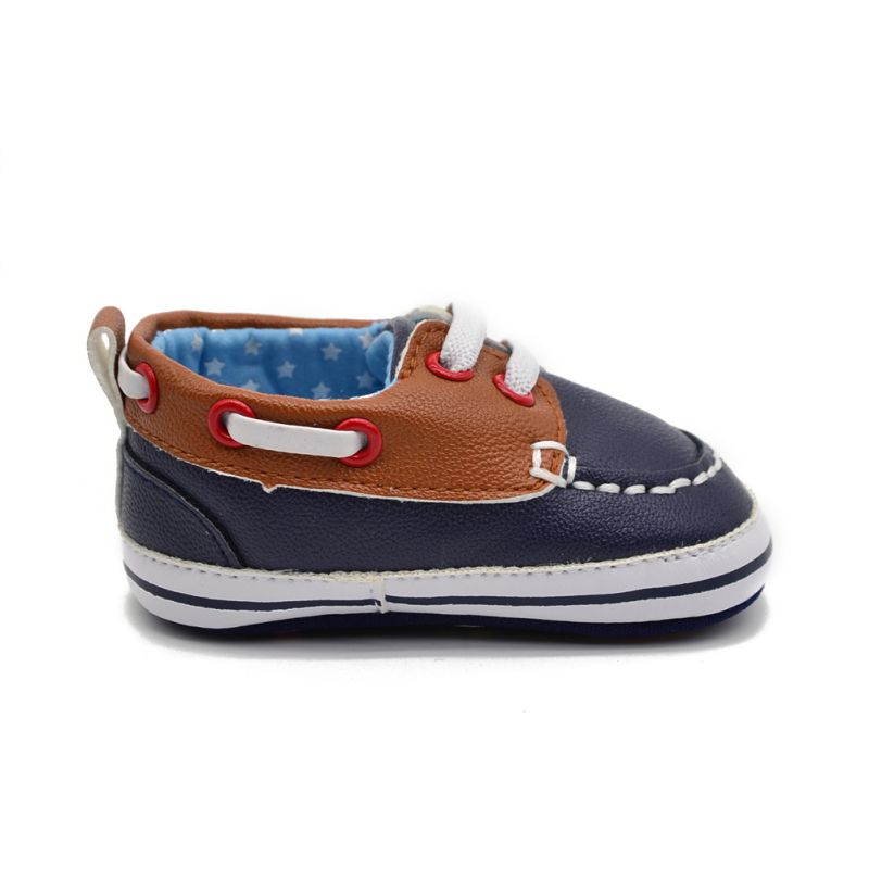 Kids-PU-Leather-Baby-Boys-Lace-Up-Crib-Shoes-Mixed-Colors-Anti-Slip-First-Walkers-0-18M-3