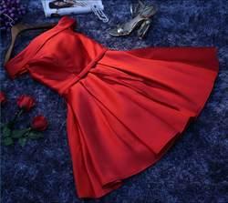 LBHS2143X # кружево до лодка средства ухода за кожей Шеи шампанское короткое платье для подружки невесты Свадебная вечеринка платье для