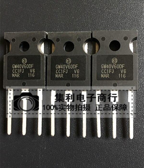 10pcs/lot STGW60V60DF TO-3P GW60V60DF TO-247 STGW60V60 TO247 STGW60V60F In Stock