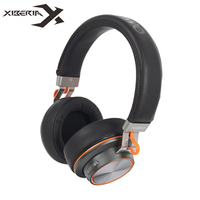 XIBERIA Nubwo Brand Bluetooth Headset casque Wireless Stereo Hifi Headphones with Microphone Handsfree Calls for iPhone Xiaomi