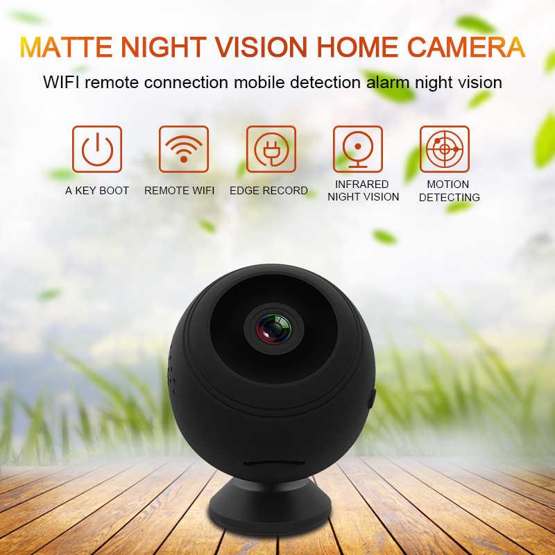 V1 Wifi IP мини Камера Full HD 1080 P секрет Камера инфракрасный Ночное видение Беспроводной APP дистанционного Управление мини движения видеорегистратор Сенсор Cam
