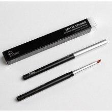 17 цветов матовый карандаш для губ защита от размазывания стойкий карандаш для губ для женщин Макияж QRD88