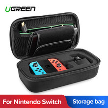 Ugreen сумка для хранения для nintendo s Switch Console Case прочный Nitendo чехол для NS nintendo Switch аксессуары(China)