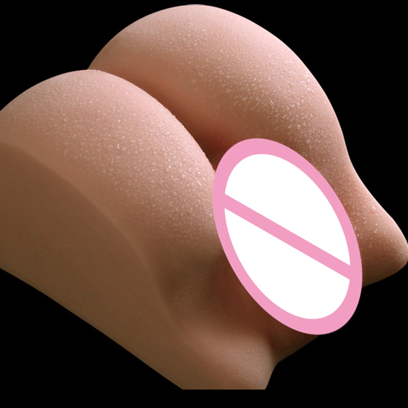 Superior Quality <font><b>Sex</b></font> <font><b>Dolls</b></font> <font><b>100</b></font>% Skin Feeling Big Ass Vagina & Anus Lover <font><b>Doll</b></font> <font><b>Sex</b></font> Toys for Male Masturbation <font><b>Dolls</b></font> D4-1-49 image