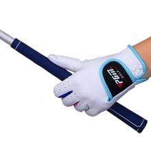Anti slipping Child Golf Gloves Boys Girls Outdoor Sport PGM Brand Superfine Fiber Cloth Glove Breathable