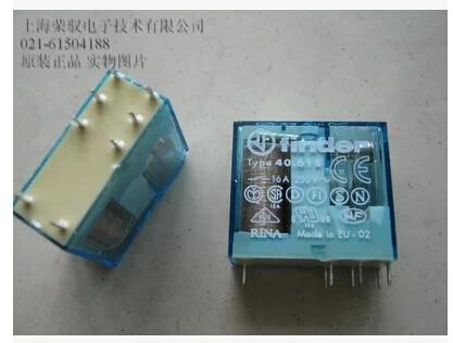 NEW relay 40.61.7.024.0001/40.61S 24VDC 40.61S-24VDC DC24V 16A 250V finder DIP8 g5nb 1a e 24vdc g5nb 1a 24vdc