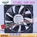 Новый NMB-MAT Вентилятор охлаждения NMB 4710KL-04W-B59 12025 12В 0.72A