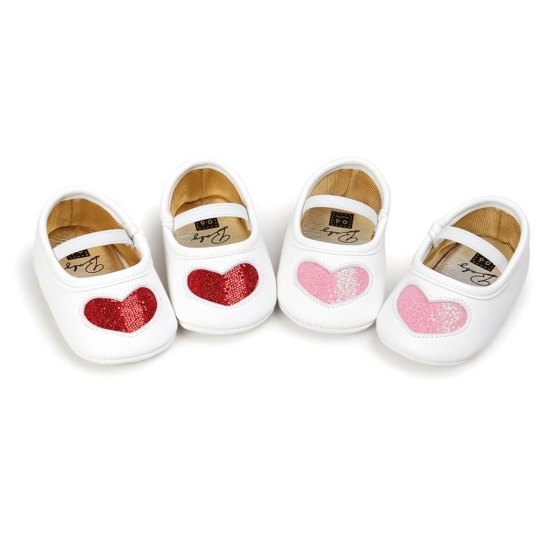 2017 herfst lente mode schoenen nieuwe mooie pu zachte bodem baby - Baby schoentjes - Foto 5