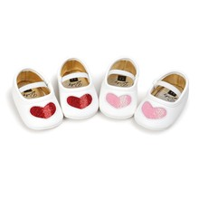 New Lovely PU Soft Princess Shoes